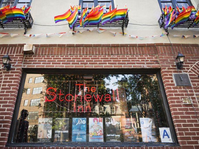 Stonewall Inn in New York City