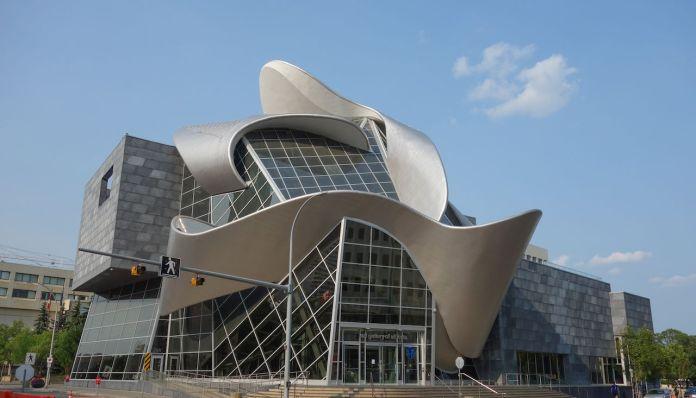 The Art Gallery of Alberta formly the Edmonton Art Gallery