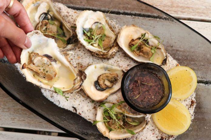 Bird Bone oysters