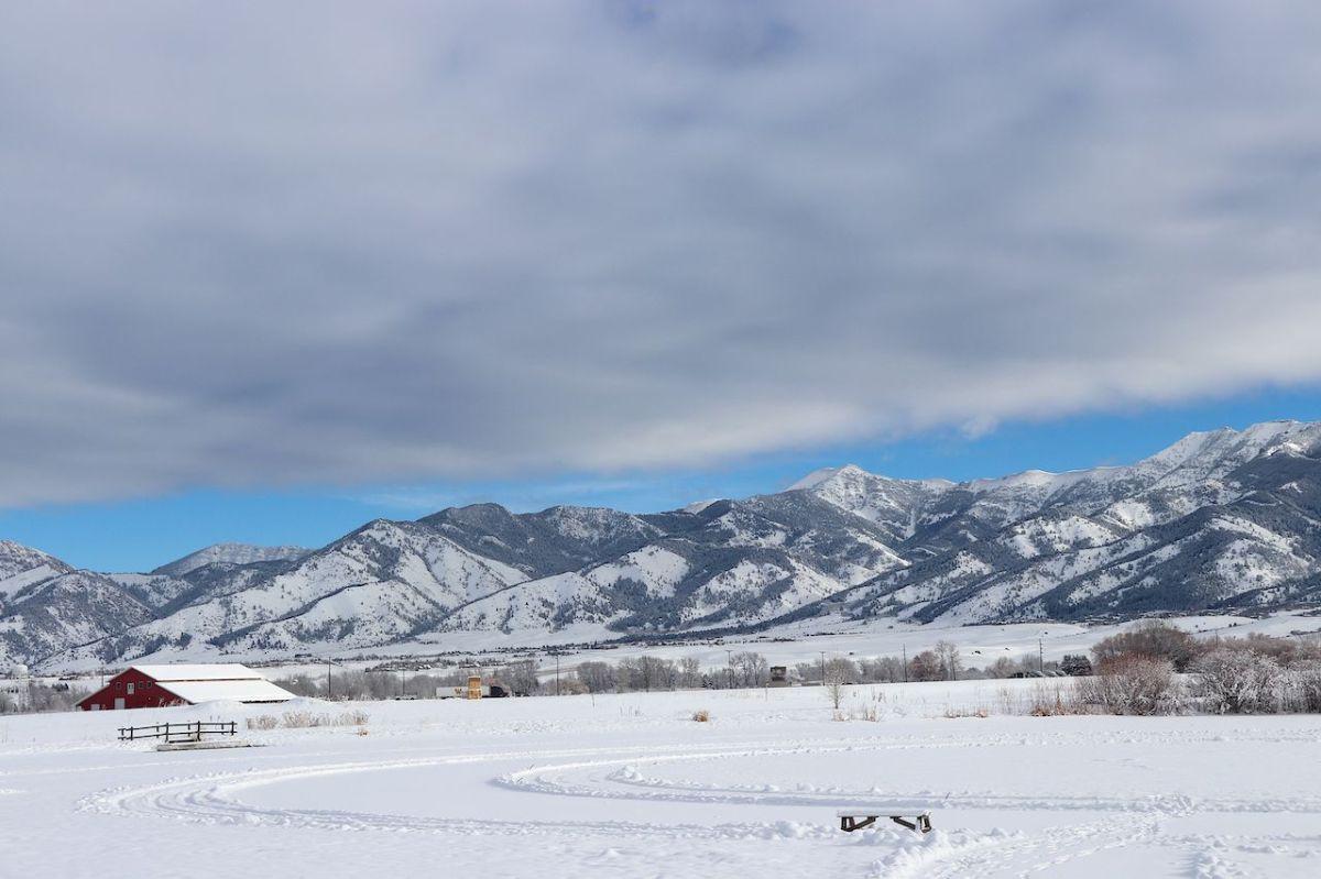 Bozeman Mountain Views
