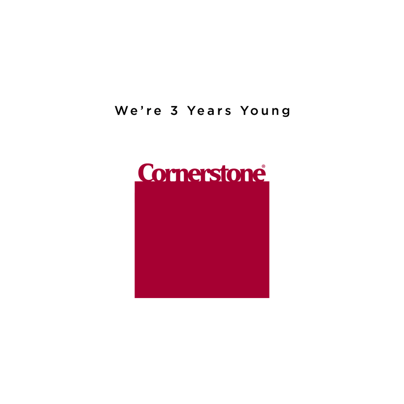 cornerstone-turns-three