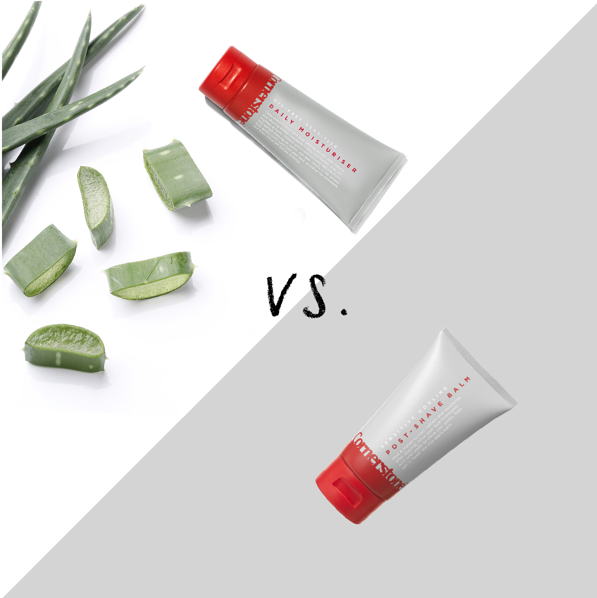 Daily Moisturiser vs Post-Shave Balm