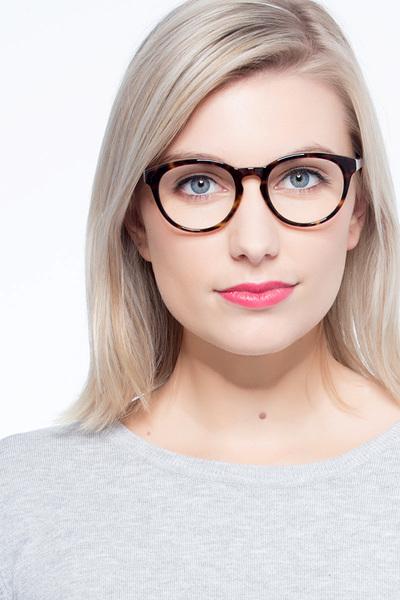 Stanford   Brown   Women Acetate Eyeglasses   EyeBuyDirect