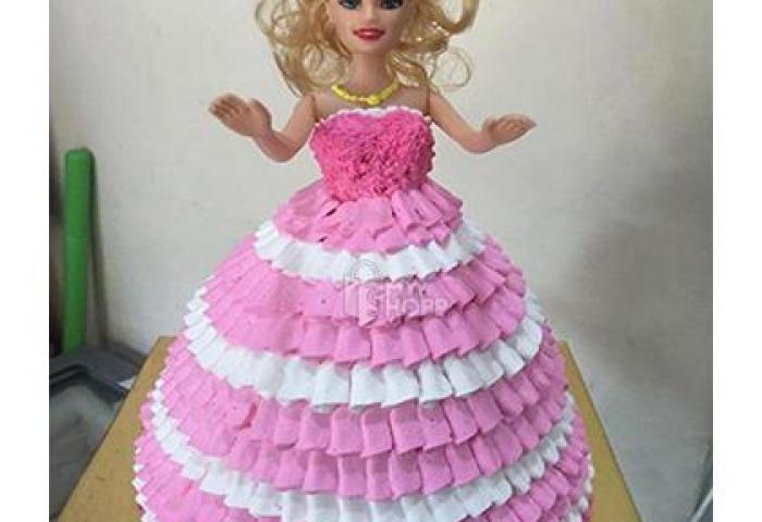 Barbie Cakes Design 2 15 Kg At Rs155000 From Vamigos Vikroli