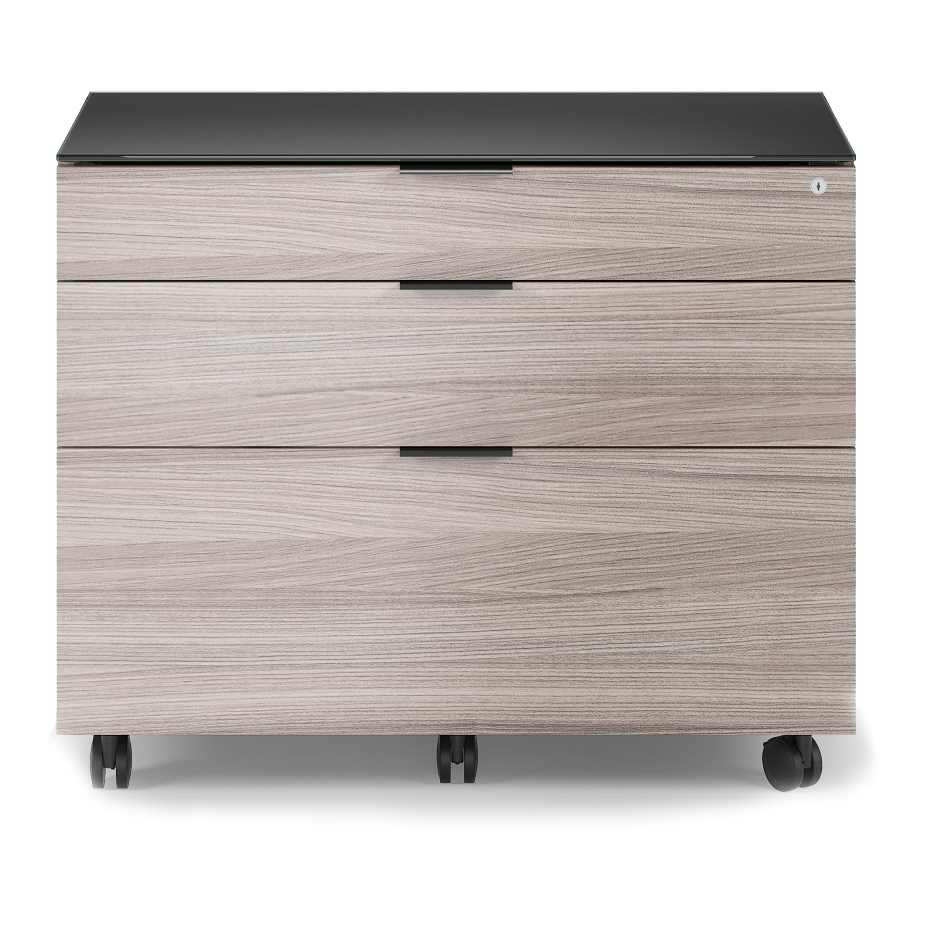 Sigma Two Drawer Locking Lateral File Cabinet