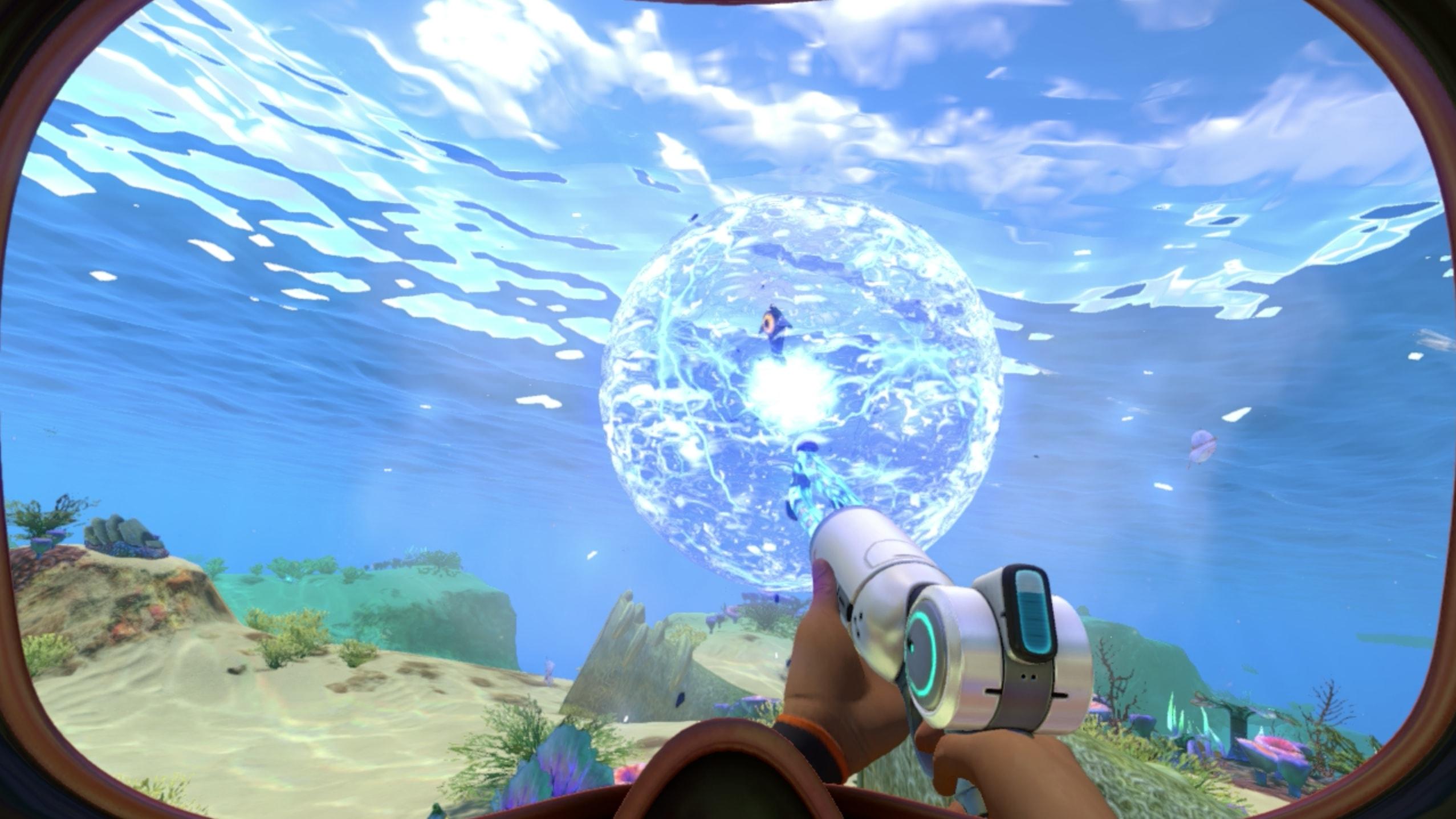Xbox Update 2 Subnautica