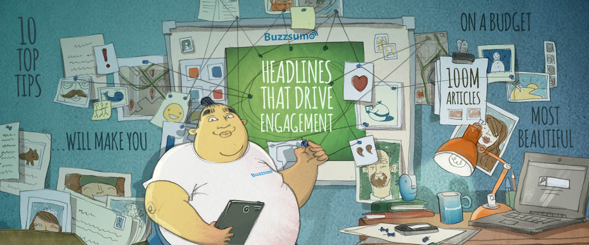 We Analyzed 100 Million Headlines. Here's What We Learned (New Research) — BuzzSumo