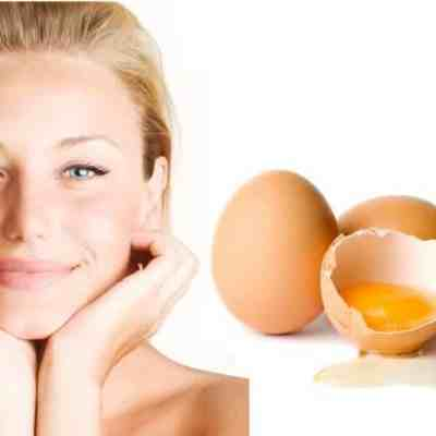 Egg White Face Mask for Radiant Skin