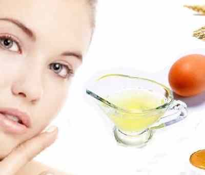 Oatmeal & Egg White Exfoliating Face Mask To Reduce Wrinkles
