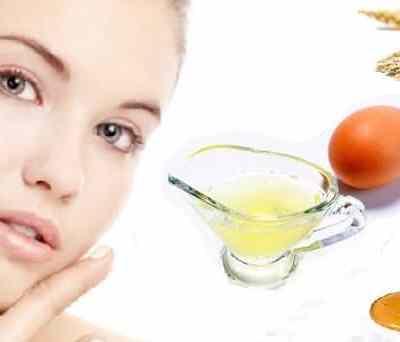 Oatmeal & Egg White Exfoliating Face Mask To Reduce Wrinkles