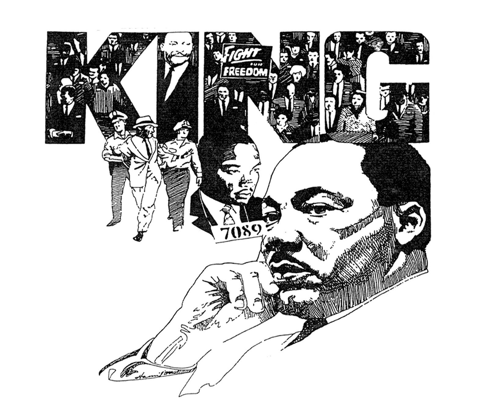 31st Annual Rev Dr Martin Luther King Jr Birthday