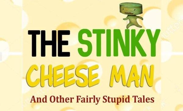 Image result for Auditions for The Stinky Cheese Man