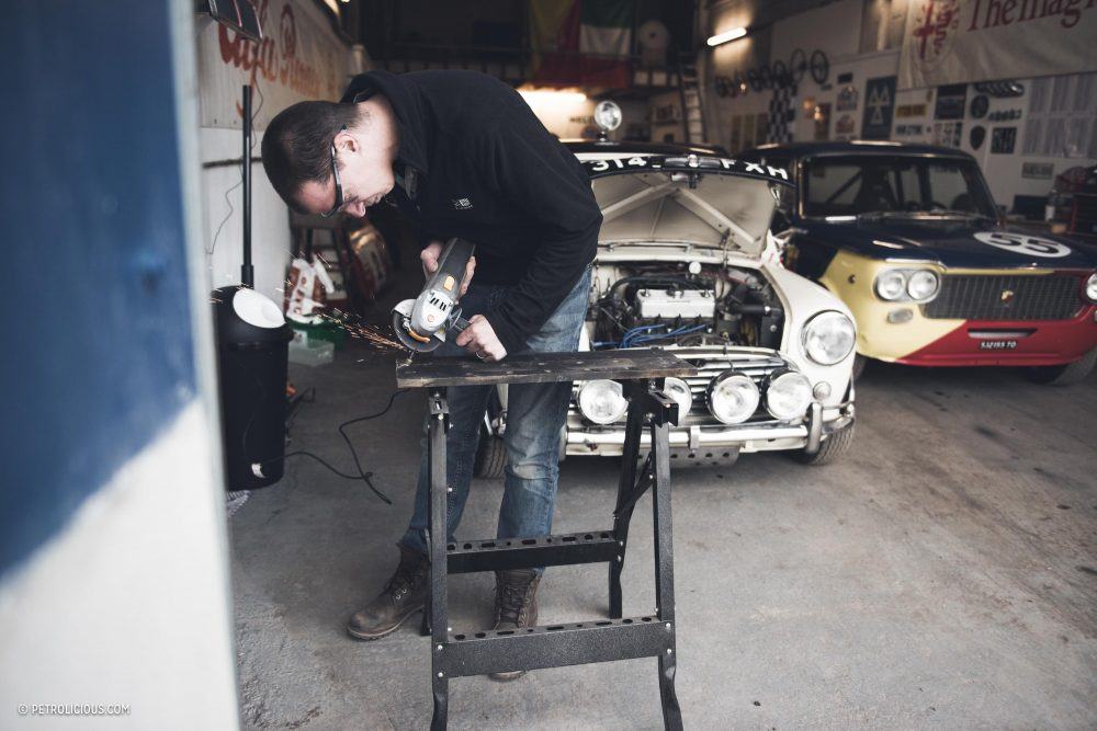 Image result for fixing her car