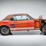 Restored Little Red Prototype Shelby Mustang Gt500 Debuts At Auction Petrolicious