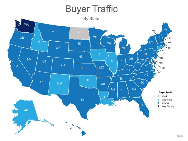 3 Charts That Shout, 'List Your Home Today!' | Simplifying The Market
