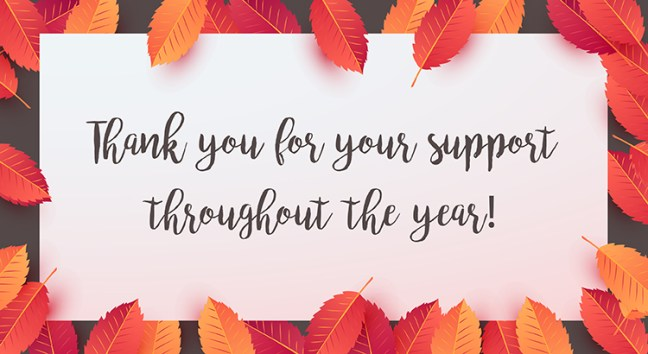 Thank You for Your Support! | Simplifying The Market