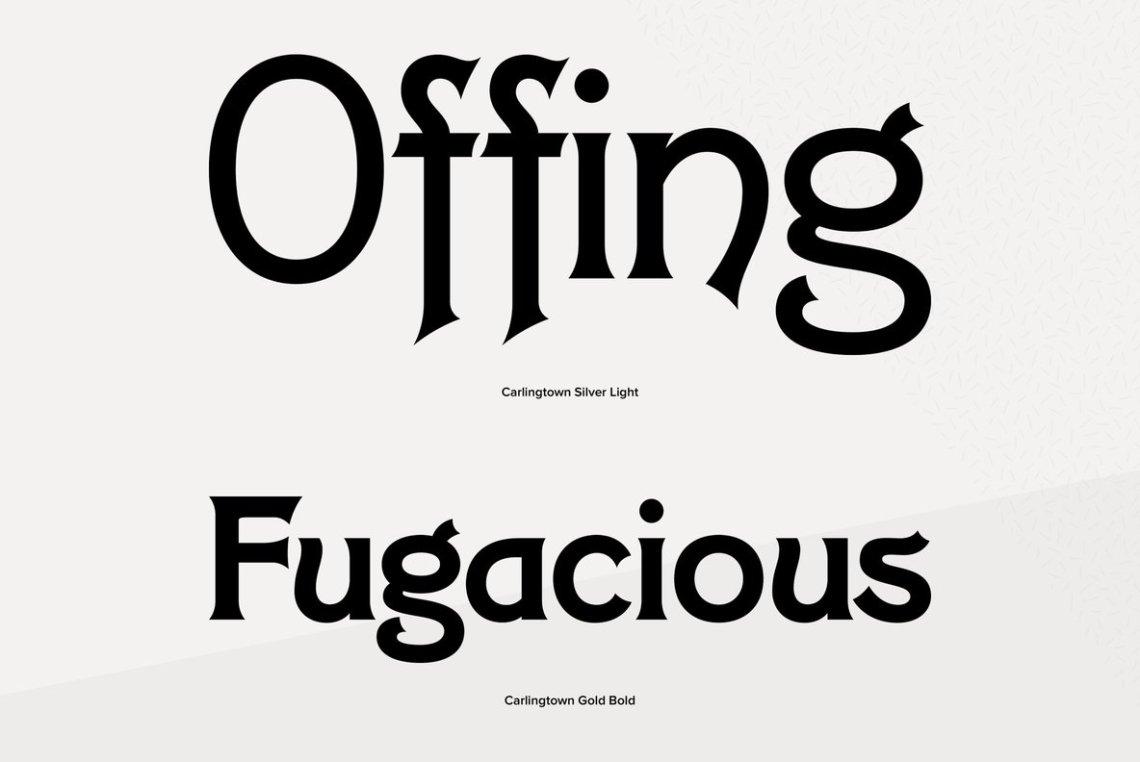 Download Carlingtown - Desktop Font & WebFont - YouWorkForThem