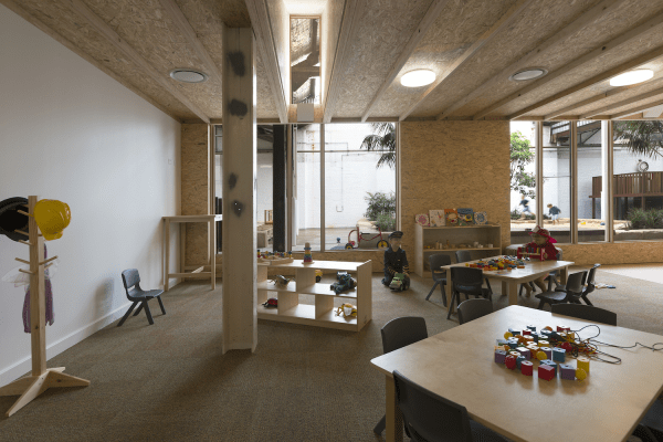 Camperdown Childcare Winner 2014 Sydney Design Awards