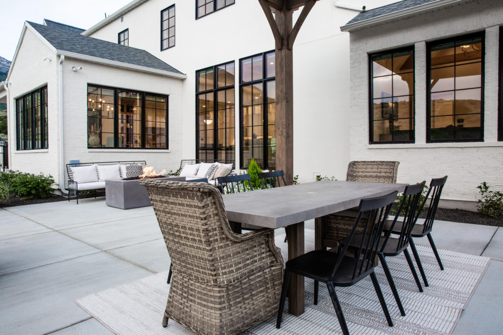 utah valley parade homes take the indoors out utah style and design