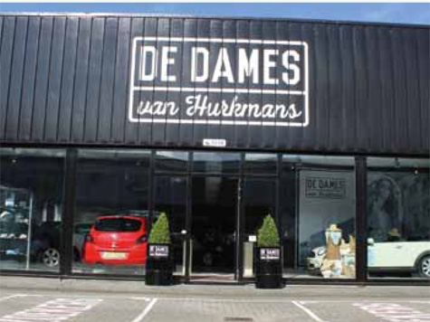 De Dames van Hurkmans (Olanda)