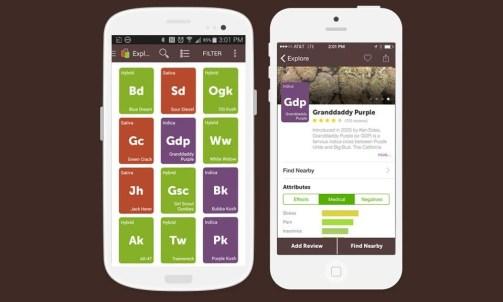 Image result for leafly app
