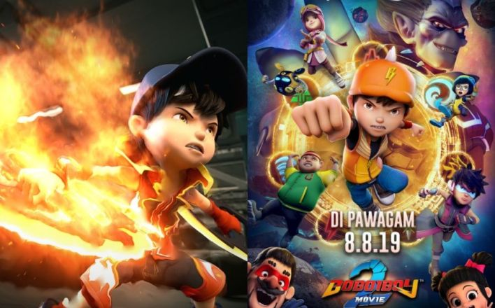 Image result for boboiboy movie 2