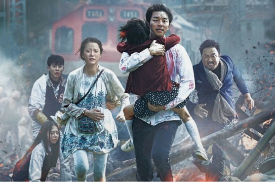 Best Zombie movie on Netflix Train to Busan
