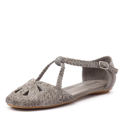 Gamins Empale Misty Leather (Grey)