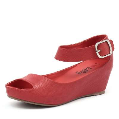 I Love Billy Tindol Red Emboss (Red)