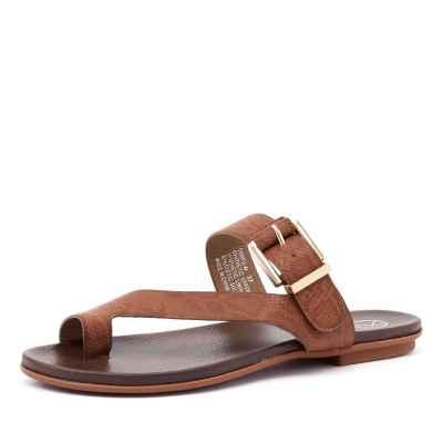 Ko Fashion Corfu Dark Brown (Brown)