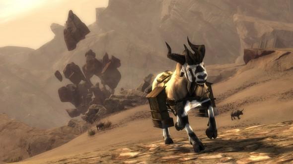 Desert-Dolyak