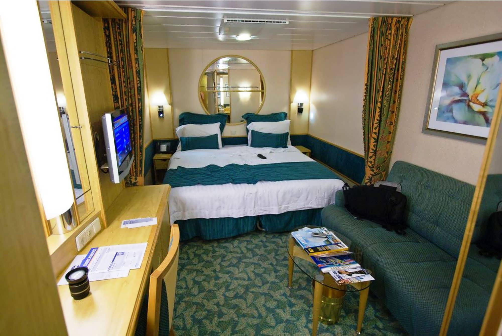 Image result for freedom of the seas inside stateroom