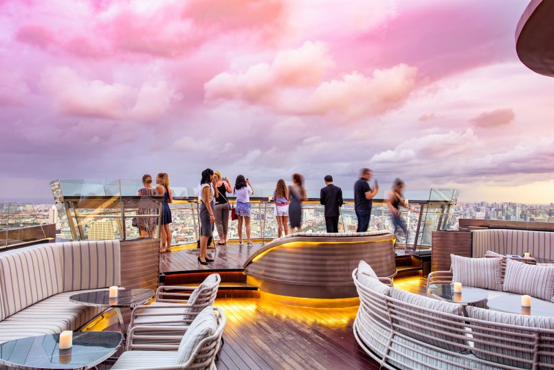 Sky High 10 Best Rooftop Bars In Bangkok Lifestyle Asia