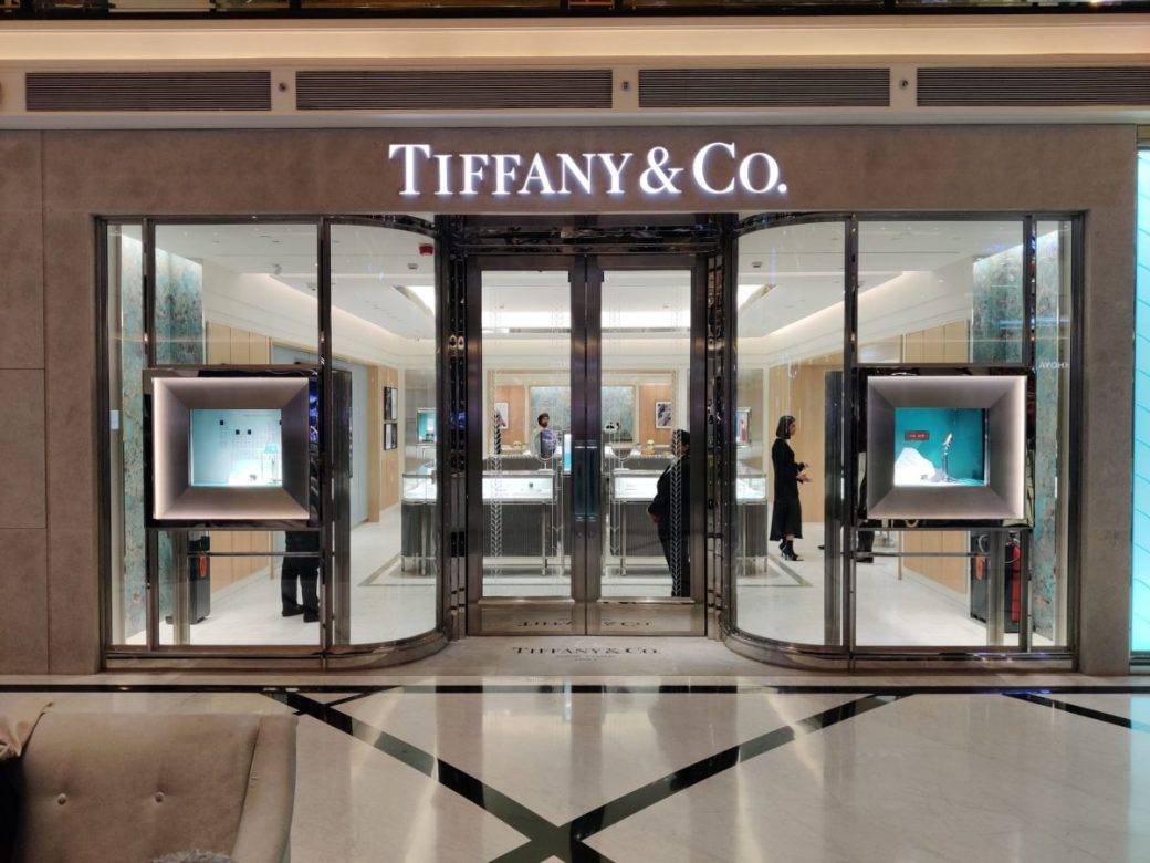 Image result for Tiffany & Co. delhi