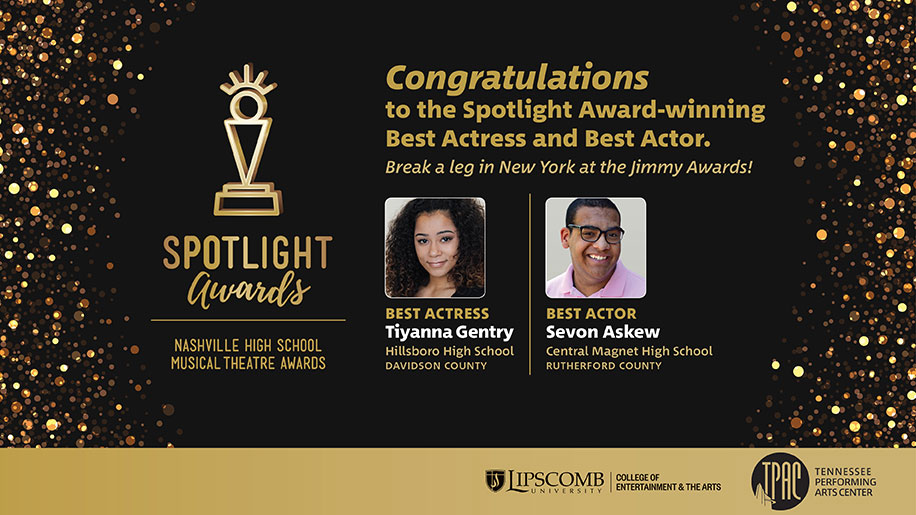 2018 Spotlight Awards winners