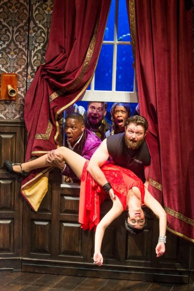 The National Tour of The Play That Goes Wrong