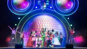 Disney Junior Holiday Party - Feature Image