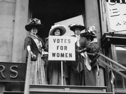 On Election day in 1920, millions of American women were finally allowed to vote. This took nearly 100 years to make this approval. On August 26th, the 19th Amendment to the constitution legally stated that women have the right to vote just like men do.