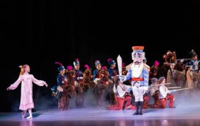 Nashville Ballet employs a youth cast of 300 for 'Nashville's Nutcracker.'