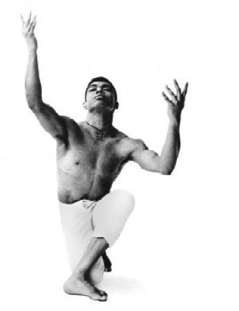 Alvin Ailey. Photo by Normand Maxon