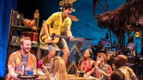Company of the National Tour, Jimmy Buffett's ESCAPE TO MARGARITAVILLE.