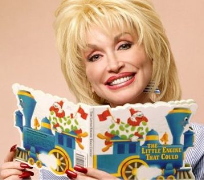 Dolly Parton's Imagination Library offers bedtime stories to kids.