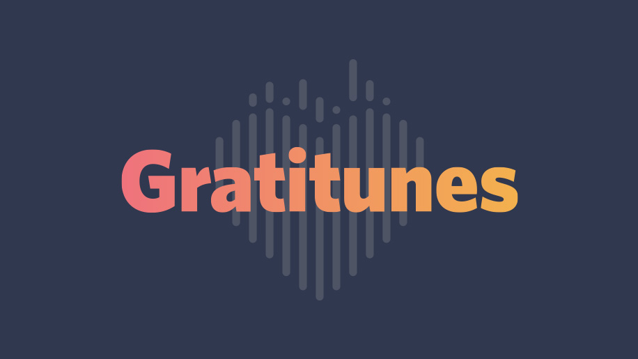 Gratitunes is a new website that lets you dedicate songs to medical workers.