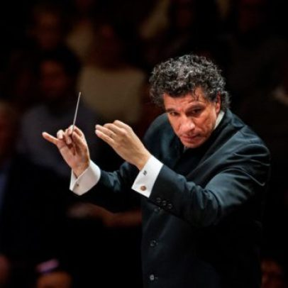 Guerrero conducting