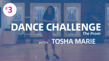 Dance Challenge #3: The Prom with Tosha Marie