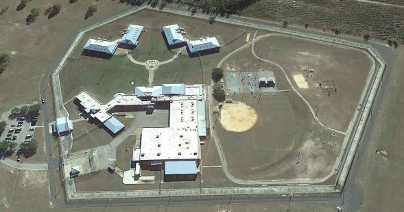 Federal Correctional Institution (FCI) - Jesup Satellite Low ...