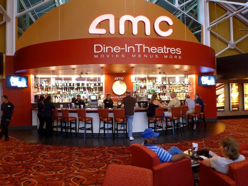 Photos and review of the new  AMC Dine In Theatre  experience at     Photos and review of the new  AMC Dine In Theatre  experience at Downtown  Disney