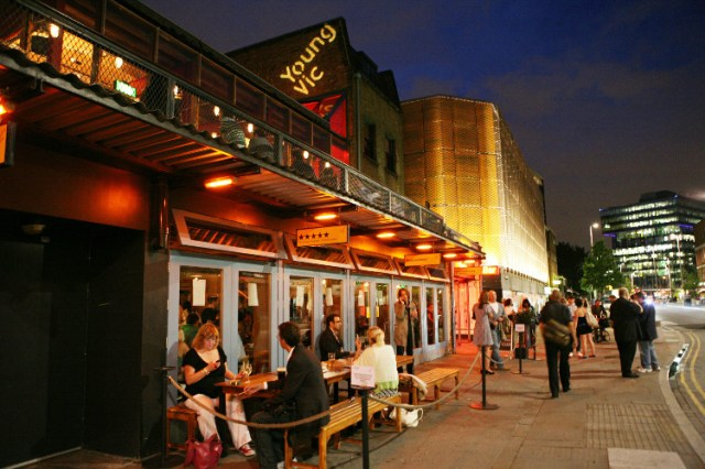 Young Vic   London Theatre: Stagedoor
