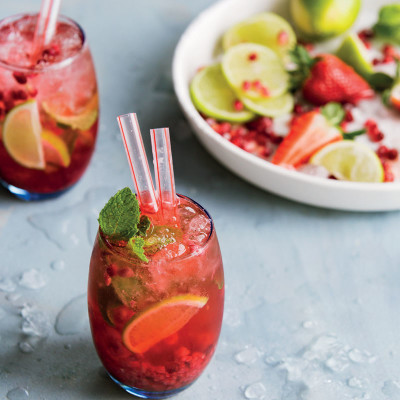 12 Refreshing alcohol-free cocktails for hot summer days