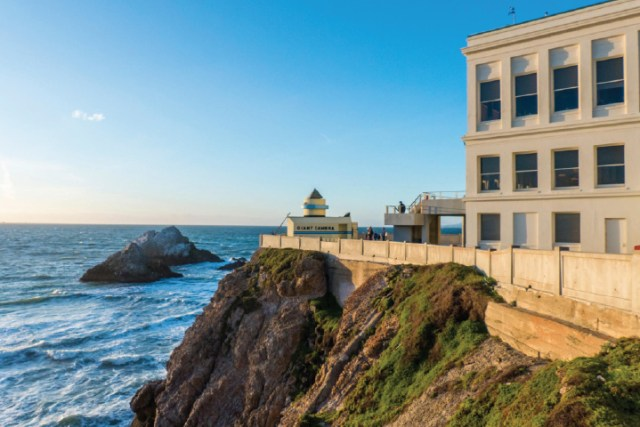Top 10 Photo Spots in San Francisco - Cliff House